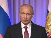 Путин поздрави Макрон и договори развитие на приятелските отношения между Русия и Франция