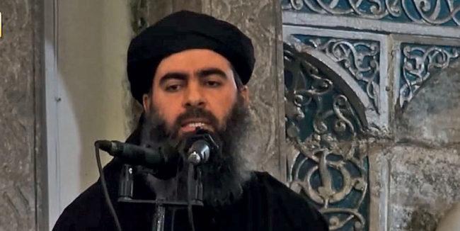 МО на Русия проверява информация за смъртта на Абу Бакр ал Багдади при въздушни удари в Ракка