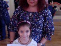 С моята учителка по руски Галя Рачева