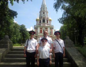 Победителите в конкурса «История на моето Отечество» посетиха  България