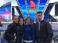 Пловдивски абитуриенти празнуваха с петербургските випускници