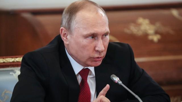 Владимир Путин смята, че САЩ може би са повлияли на Грузия през 2008 г.