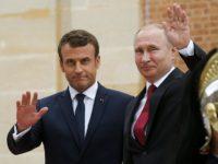 Макрон: На Путин му трябва не слаб Запад, а велика Русия