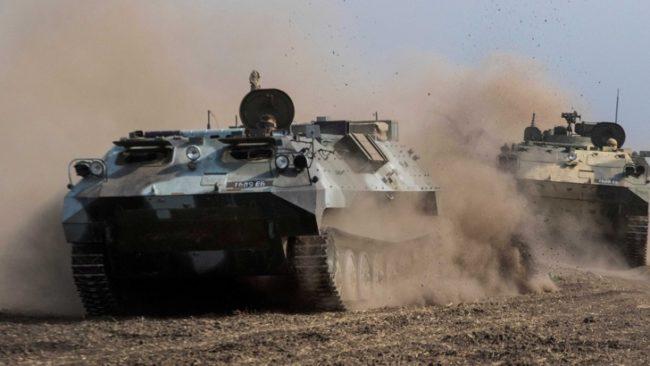 """Русия, Сърбия и Беларус започнаха военното учение """"Славянско братство"""""""