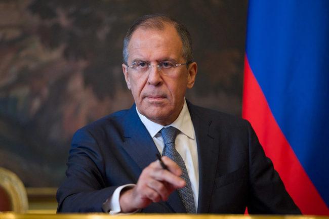 Сергей Лавров ще проведе преговори с френския си колега в Москва