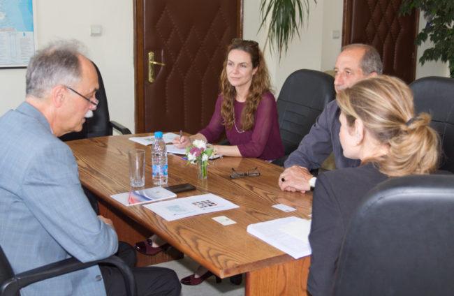 Търговският представител на Русия Игор Илингин е на двудневно посещение в Габрово