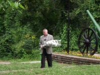 Карпов посети Свищов и поднесе цветя на Братската могила (СНИМКИ)