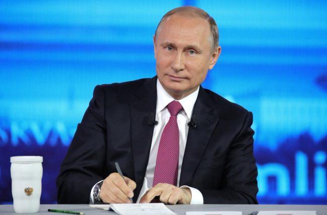 Руският президент предложи политическо убежище на Джеймс Коми