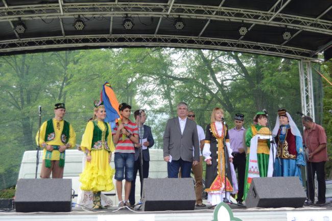 Сабантуй България 2017- празник за всички