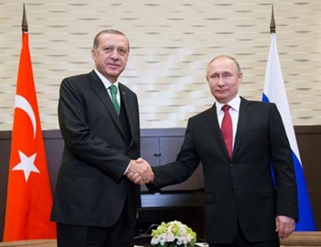 Търговските отношения на Анкара с Москва са възстановени. Снимка: Ройтерс, архив