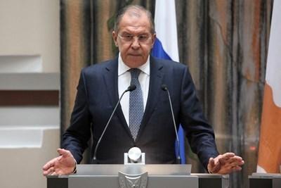 Катарският външен министър ще разговаря със Сергей Лавров в Москва в събота
