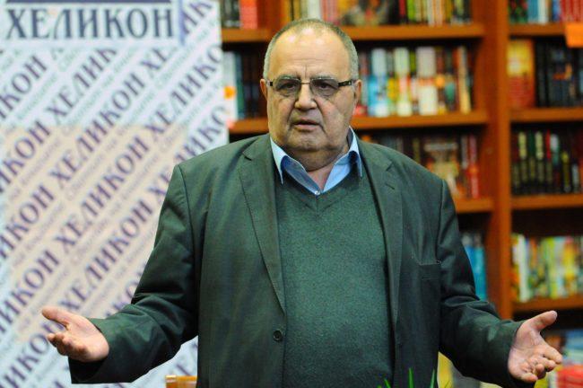 Проф. Димитров: Редно е Путин да бъде патрон на честванията за Освобождението! Ще го заведа в Плиска