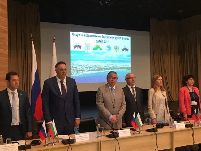 Н. Пр. Анатолий Макаров: Около 600 000 руски туристи са почивали в България през 2016 година, за този сезон се очаква ръст от 40%