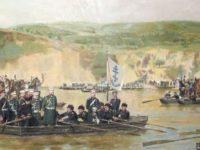 15 юни 1877 година – Руските войски форсират река Дунав