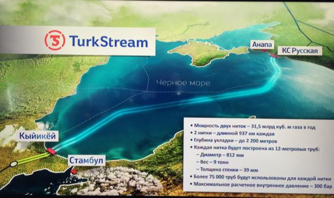 """Путин се качи на кораб в Черно море и проведе важен разговор с Ердоган за """"Турски поток"""""""