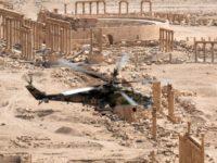 ВКС на Русия унищожиха десетки терористи от ИД в Сирия