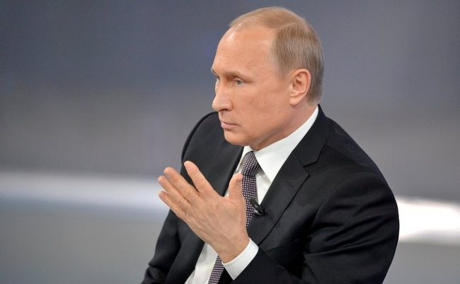САЩ може да натиснe ядрения спусък, Путин: Аз също!