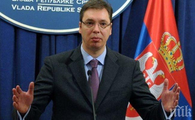 Сръбският президент: Никога няма да се присъединим към антируските санкции