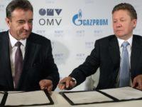 """Der Standart: OMV и """"Газпром"""" обсъждат възраждането на """"Южен поток"""""""