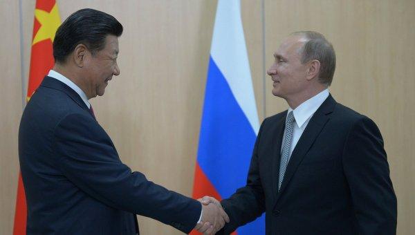 Руски и Китай планират да подпишат договори за над 10 милиарда долара
