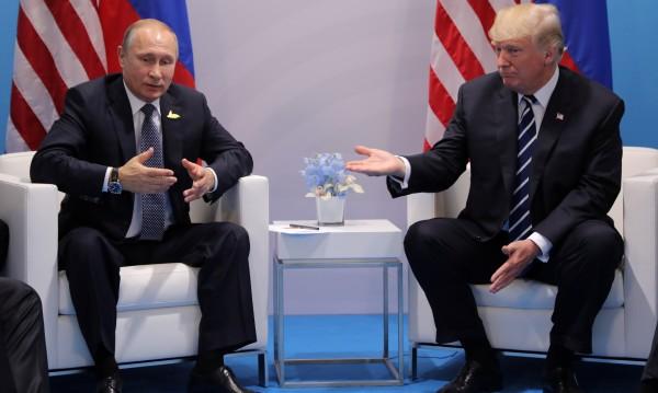 Владимир Путин и Доналд Тръмп. Снимка: Reuters
