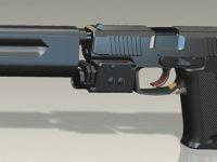 """Пистолет ОЦ-122: какъв ще бъде безшумният """"скалпел"""" за спецназ"""