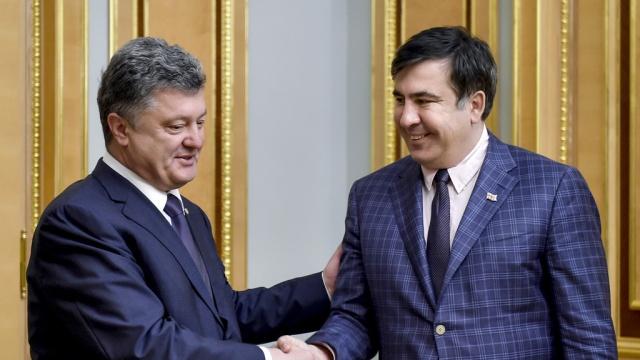 """Дмитрий Медведев за лишаването на Михаил Саакашвили от украинско гражданство: """"Show must go on"""""""