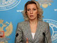 Мария Захарова: В САЩ се подготвя най-силната политическа буря
