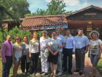 Министър Ангелкова и посланик Анатолий Макаров посетиха международни детски лагери по Северното Черноморие