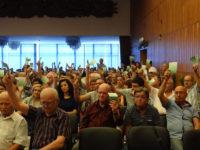 """22 юли 2017. Общо събрание на НД """"Русофили"""""""