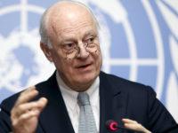 Сценарият за преговорите по Сирия е одобрен от постоянните членове на Съвета за сигурност на ООН
