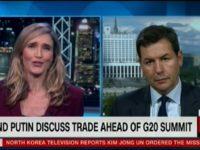 CNN: В навечерието на Г-20 Путин напомни на Запада, че Русия има варианти