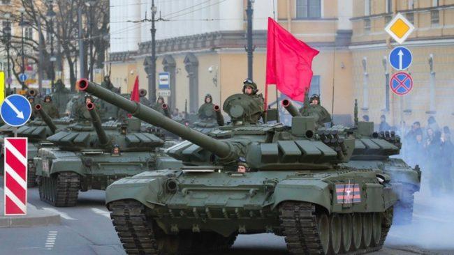 Русия е най-сериозният военен потенциал, стоящ срещу САЩ