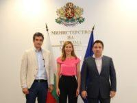 Ангелкова се срещна с представителите на TUI за Русия и ОНД и България