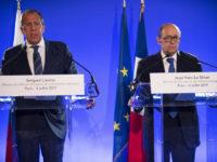 Москва и Париж потвърдиха, че борбата с тероризма е техен приоритет номер едно