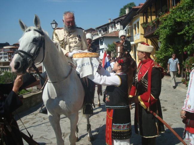 Освобождението на Търново оживя, Старата столица се пренесе в 1877 г.
