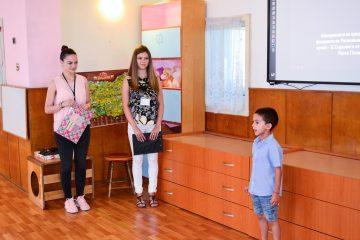 Ученици изнесоха открити уроци за освобождението на Търново
