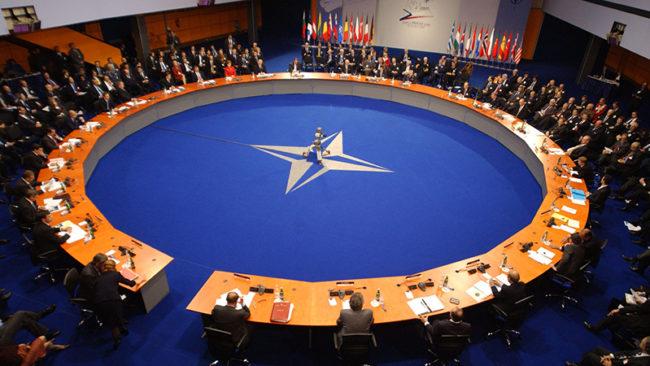В Брюксел на равнище посланици започна заседанието на Съвета Русия-НАТО