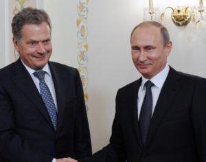 Путин: Външната политика на Финландия допринася за стабилността в Северна Европа