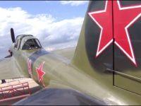 Легендарният Ил-2 от Великата отечествена война полетя на МАКС-2017