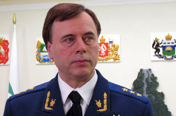 Първият зам-генерален прокурор Александър Буксман.