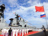 Русия и Китай ще проведат съвместни маневри в Балтийско море