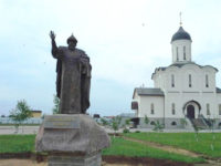 В Русия поставиха паметник на първия руски княз, победил Ордата