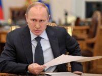 Според руски вестници Путин ще бъде независим кандидат-президент
