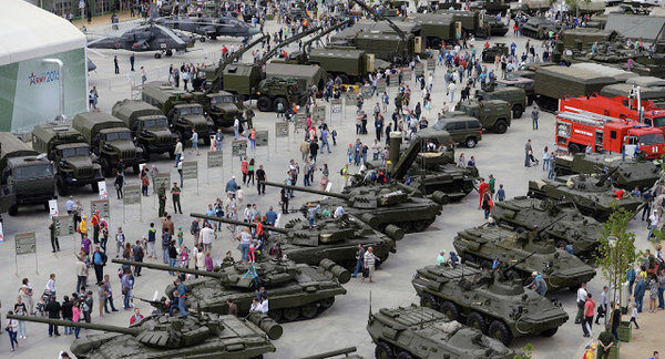 Русия и Саудитска Арабия обсъждат сделки за оръжия за 3,5 милиарда долара