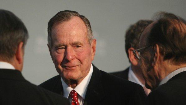 """Дж. Буш-старши: """"Русия нищо няма да забрави, нищо няма да прости!"""""""