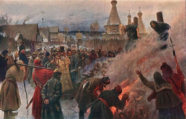 Кого руснаците са набивали на кол, а кого са варили в масло
