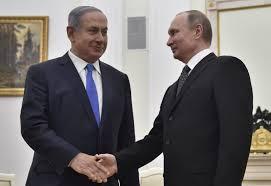 На срещата си с Владимир Путин Бенямин Нетаняху ще наблегне на въпроса за иранското военно присъствие в Сирия