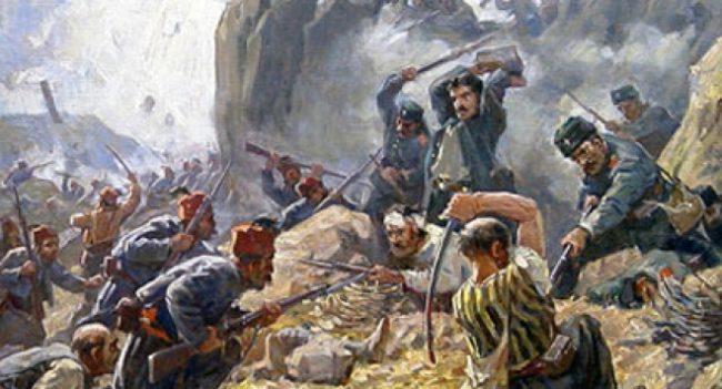 Руско-турската война – Химн на 13 Стрелкови батальон