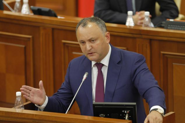 Молдавският президент заяви, че няма да допусне въвеждането на визови ограничения за гражданите на Русия